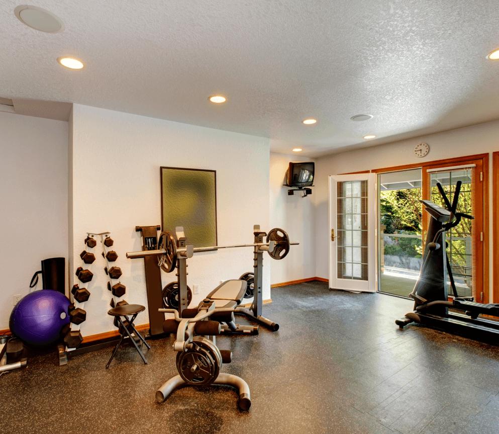 basement design ideas.  Basement Expand Your Space 10 Basement Design Ideas Gym Featured Image For