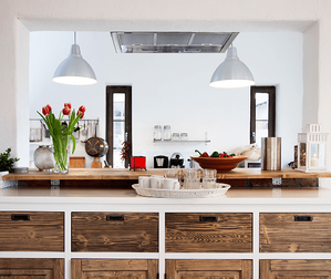 Interior Design What's in And What's Out For 2018 Kitchen Image