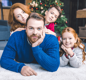 Creative Christmas Traditions to Start with Your Family Photo Image