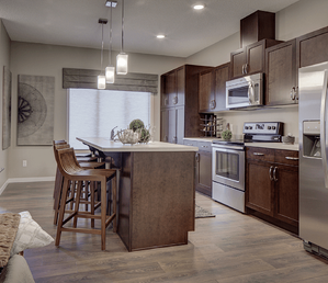 The Complete Guide to Finding a Home With Enough Space for Everyone Kitchen 2 Image