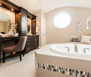 So How Do You Choose a Great Edmonton Home Builder? Ensuite Image