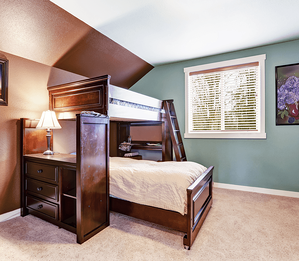 Say Goodbye to Clutter: Kids Rooms Bunkbed Image