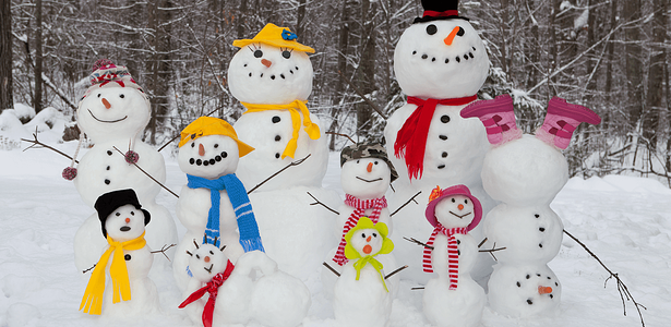 Winter Activities to Enjoy with Your Family Featured Image
