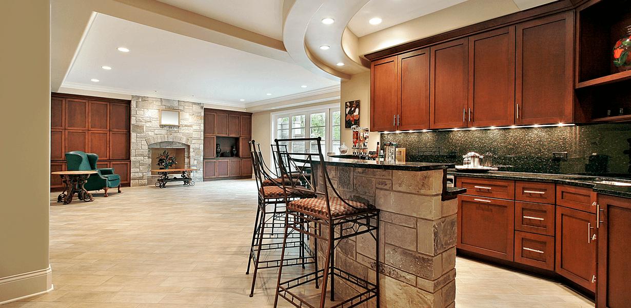 basement design ideas. Perfect Basement Expand Your Space 10 Basement Design Ideas Bar Featured Image Inside